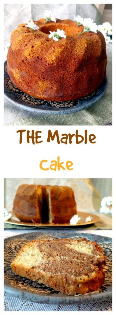 The Marble Cake